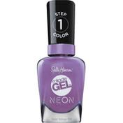 Sally Hansen Nail Color, Neon, Violet Voltage 054