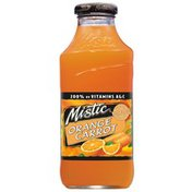 Mystic Orange Carrot Juice