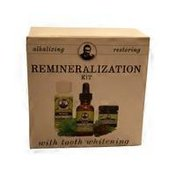 Uncle Harry's Remineralization Whitening Kit