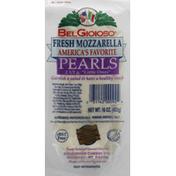 BelGioioso Mozzarella, Fresh, Pearls