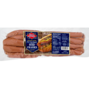 Dietz & Watson Natural and gluten free beef franks with no artificial preservatives giving a quality and delicious taste.