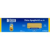De Cecco Thin Spaghetti