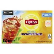 Lipton Iced Tea Unsweetened Tea K-cups