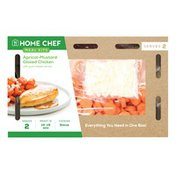 Home Chef Apricot Mustard Glazed Chicken Meal Kit