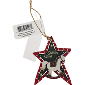 Gerson Star Ornament, Holiday, 3 Inch