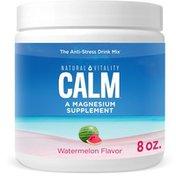Natural Vitality Anti-Stress Drink Mix, Watermelon Flavor