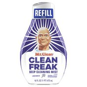 Mr. Clean Clean Freak Deep Cleaning Mist Multi-Surface Spray, Lavender Scent Refill