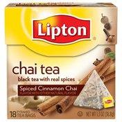 Lipton Spiced Cinnamon
