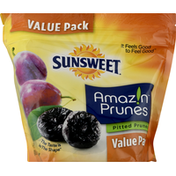 Sunsweet Prunes, Pitted, Value Pack
