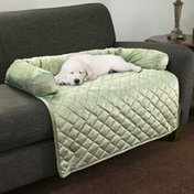 Trademark Global Petmaker Furniture Protector Dog & Cat Cover With Bolster