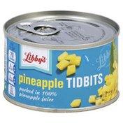 Libby's Pineapple, Tidbits
