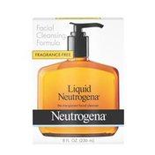 Neutrogena® Liquid Facial Cleansing Formula