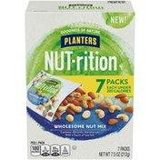 Planters Wholesome Nut Mix with Cashews, Almonds, Macadamias, & Sea Salt