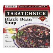 Tabatchnick Black Bean Soup (Frozen)