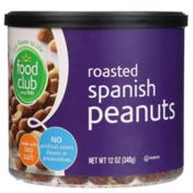 Food Club Roasted Spanish Peanuts