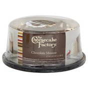The Cheesecake Factory Cheesecake, Chocolate Mousse, 6 Inch