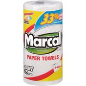 Marcal® Giant 2-Ply U-Size-It 116-Sheet Single Roll Paper Towels