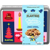 Planters Holiday Collection Peanuts, Almonds, Cashews, Pistachios