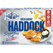 High Liner Wild Caught Haddock English Style High Liner Signature Cuts Wild Caught Haddock English Style Fillets