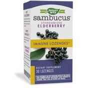 Nature's Way Sambucus Immune Lozenges*