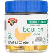 Hannaford Bouillon Cubes, Chicken Flavor