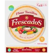 """Frescados 8"""" Tortilla"""