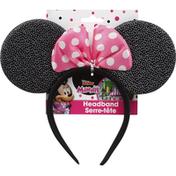 Unique Headband, Disney Junior Minnie