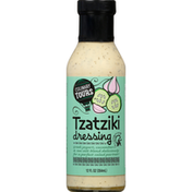 Culinary Tours Tzatziki Dressing