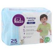 Basics For Kids Training Pants, 2T-3T (18 - 34 lb), Boys