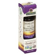 Nature's Answer Essential Oil Blend, Organic, Vitality Ener-Boost