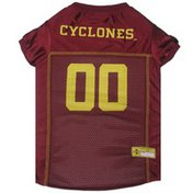 Pet's First Extra-Extra Large Iowa State Mesh Dog Jersey