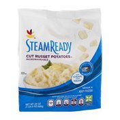 Ahold Steam Ready Cut Russet Potatoes