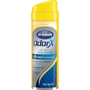 Dr. Scholl's Spray Powder, Odor Fighting