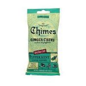 Chimes Peppermint Ginger Chews