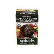 Spicely Organics Organic Jamaican Curry Seasoning
