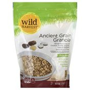 Wild Harvest Granola, Ancient Grain