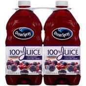 Ocean Spray Cranberry Concord Grape 100% Juice