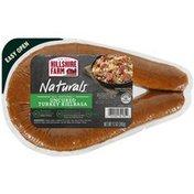Hillshire Farm Naturals® Uncured Turkey Kielbasa Smoked Sausage Rope, 12oz.
