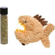 Petlinks Fresh Catch Refillable Catnip Toy