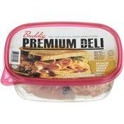 Buddig Premium Deli Rotisserie Flavored Chicken Breast