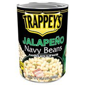 Trappey's Navy Beans with Jalapeno and Bacon