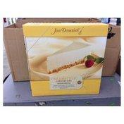 """Jon Donaire 10"""" Creamstyle Cheesecake"""