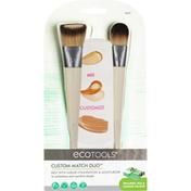 EcoTools Brush, Custom Match Duo