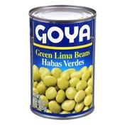 Goya Green Lima Beans