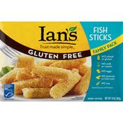 Ian's Fish Sticks, Gluten Free, Family Pack