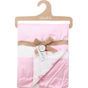 Lila & Jack Baby Blanket