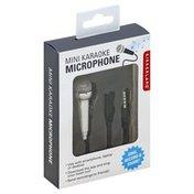 Kikkerland Microphone, Mini Karoake