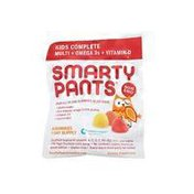 SmartyPants Vitamin Kid Multi Omega + D3 Gummy