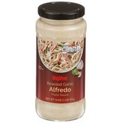Hy-Vee Roasted Garlic Alfredo Pasta Sauce