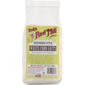 Bob's Red Mill Corn Grits, White, Southern-Style